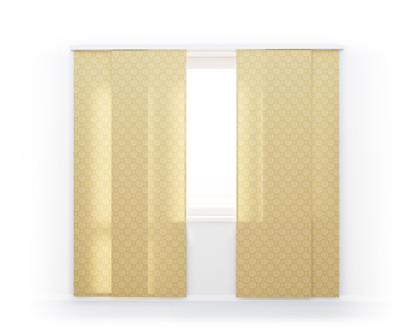 Японские шторы Louis D'or, 2382/22
