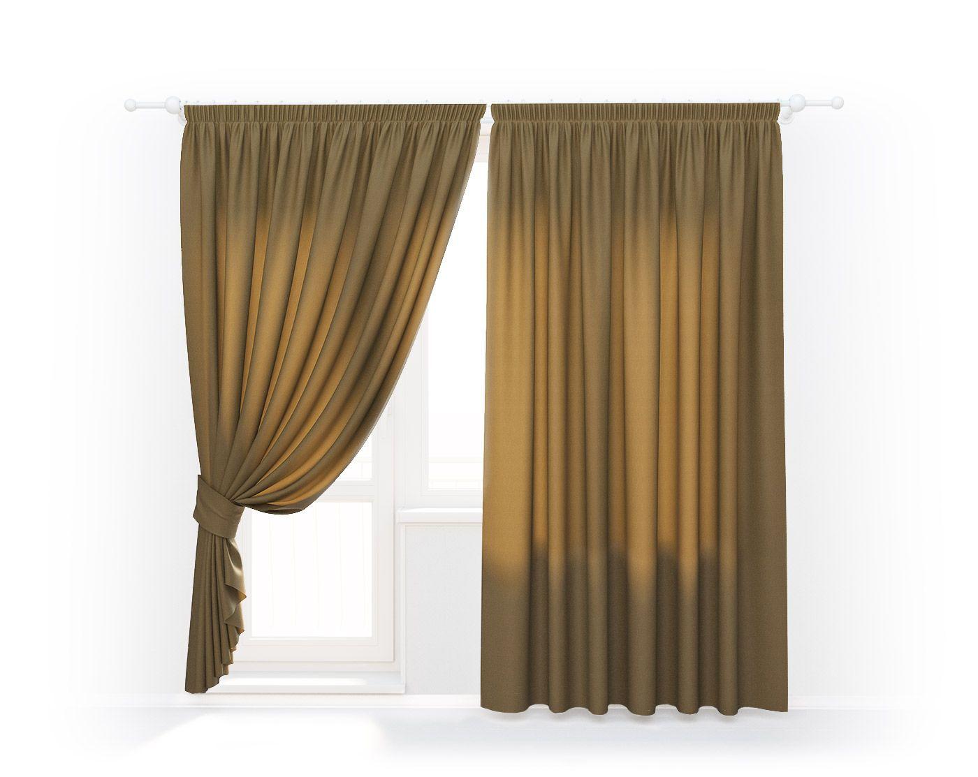 Классические шторы Select, 2429/83