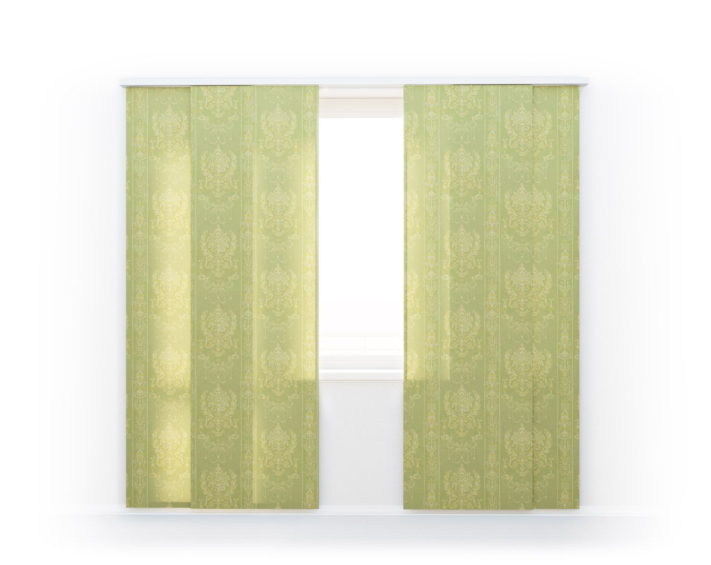 Японские шторы Louis D'or, 2378/51
