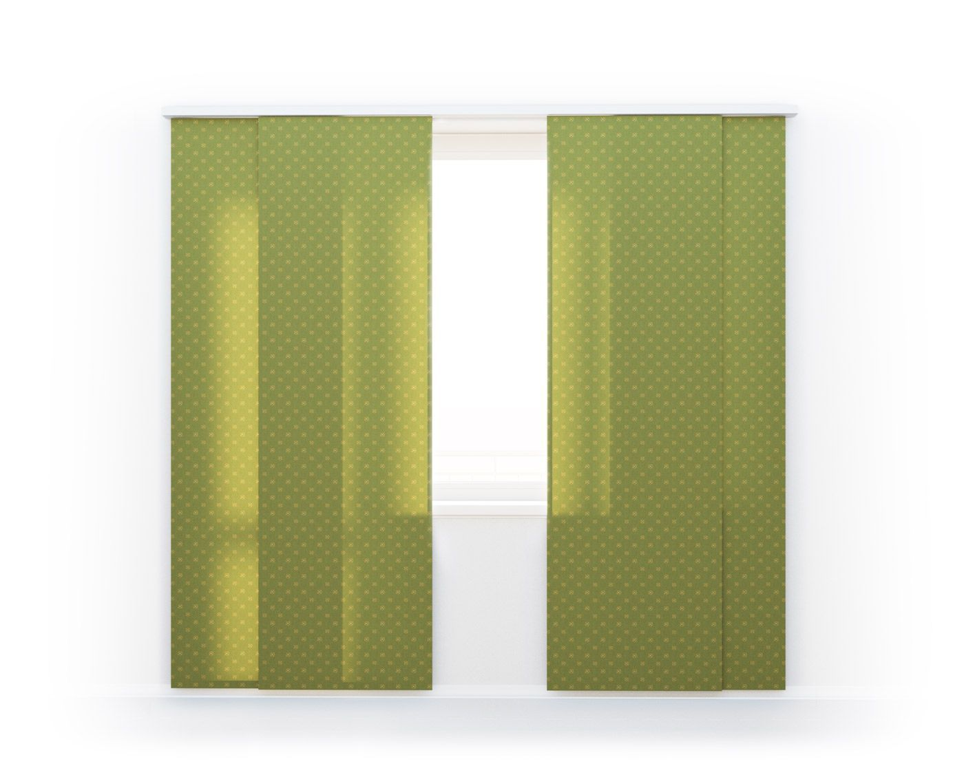 Японские шторы Louis D'or, 2383/50