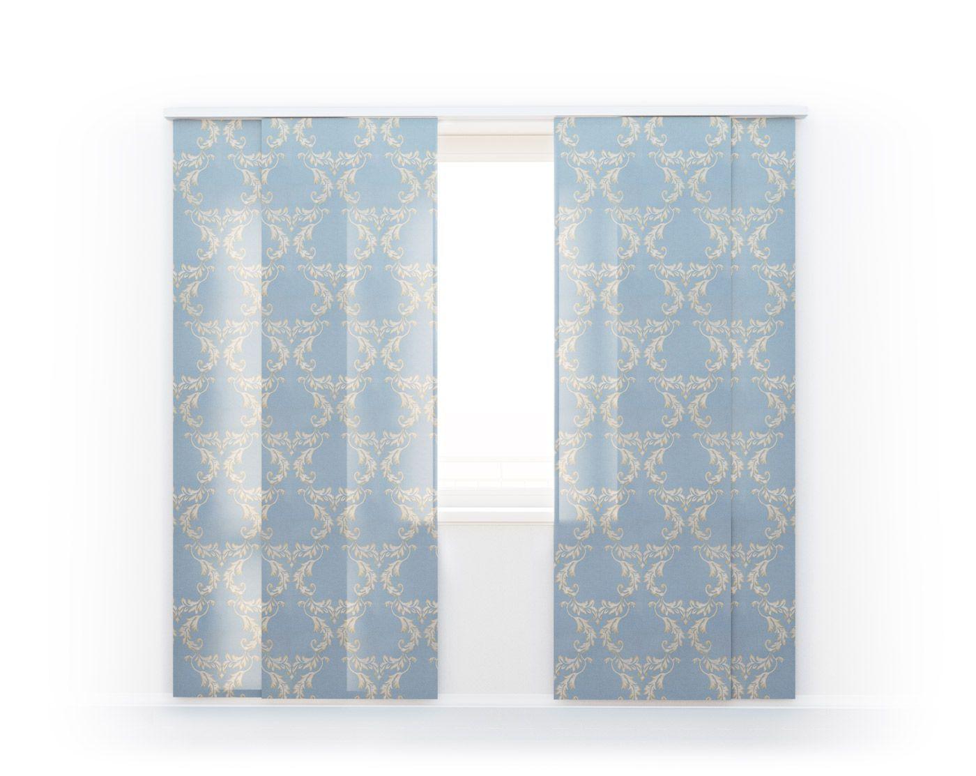 Японские шторы Louis D'or, 2375/41