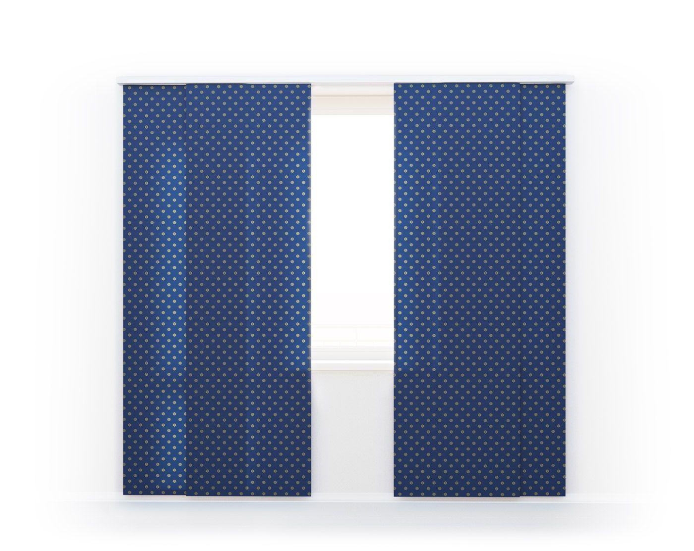 Японские шторы Louis D'or, 2383/40