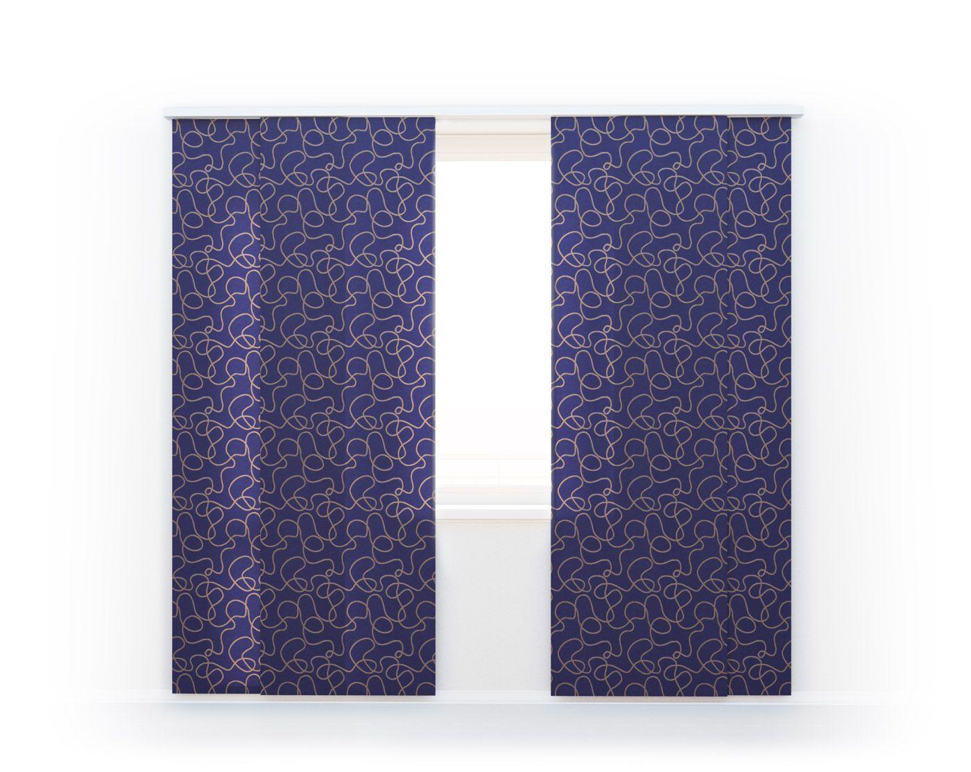 Японские шторы Ar deco part 2, 2362/40