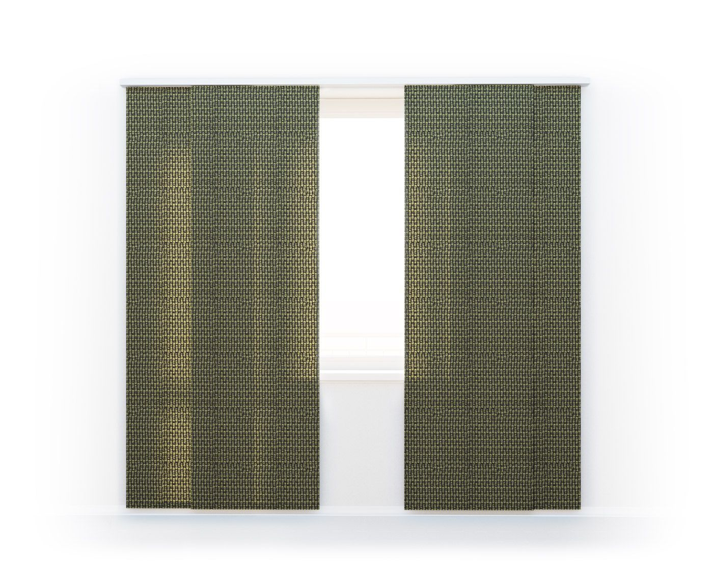 Японские шторы Ar deco part 2, 2370/20