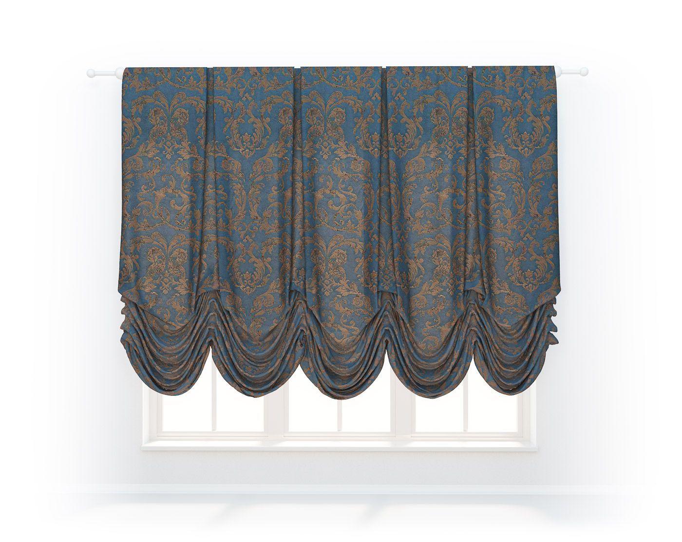 Австрийские шторы Opera, 2390/45
