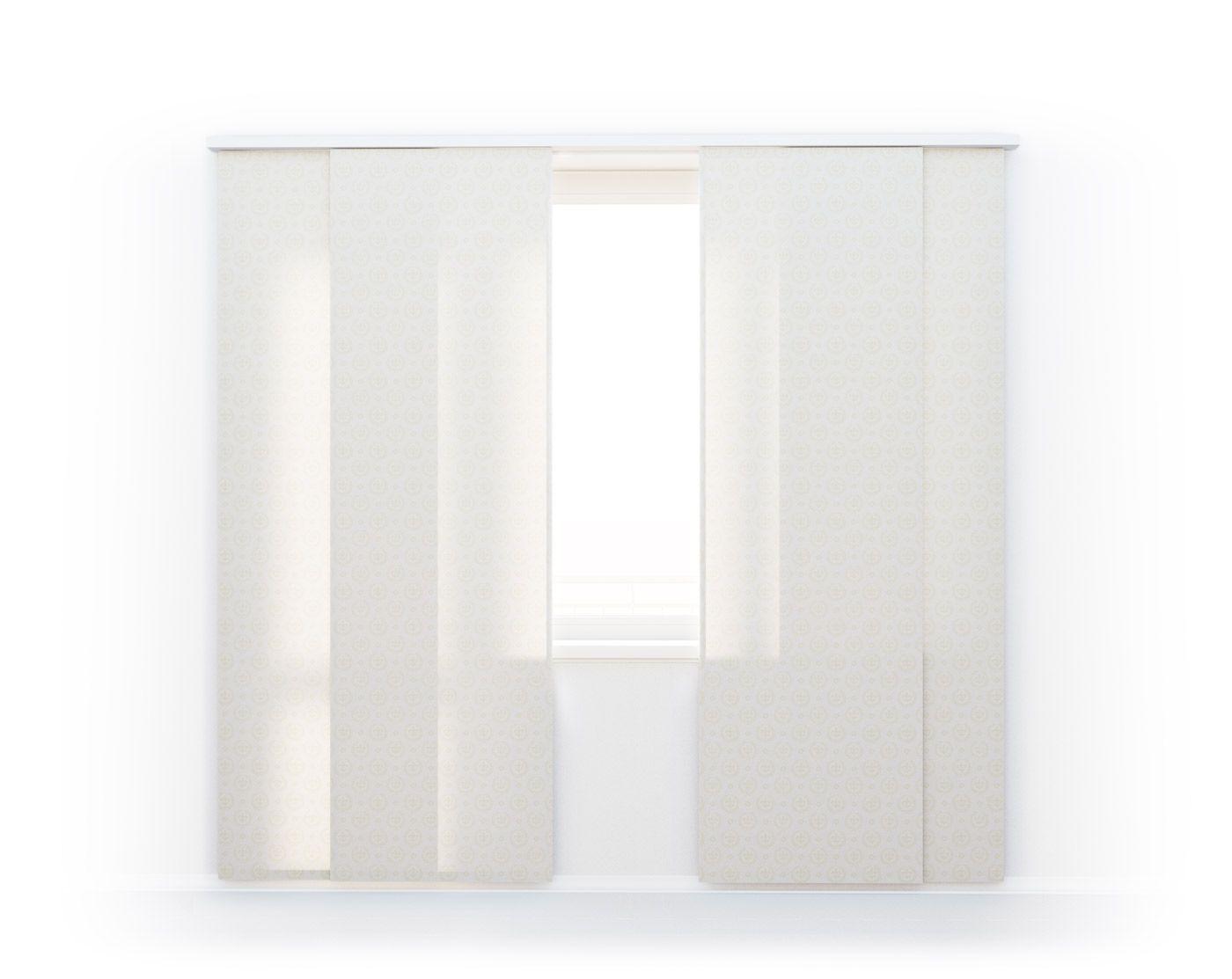 Японские шторы Louis D'or, 2382/11
