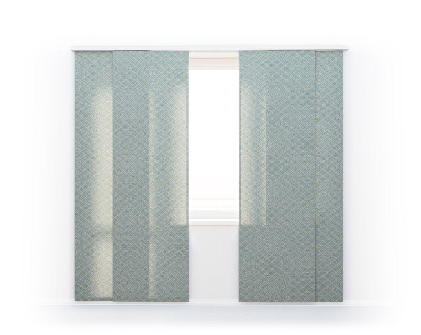 Японские шторы Louis D'or, 2384/45