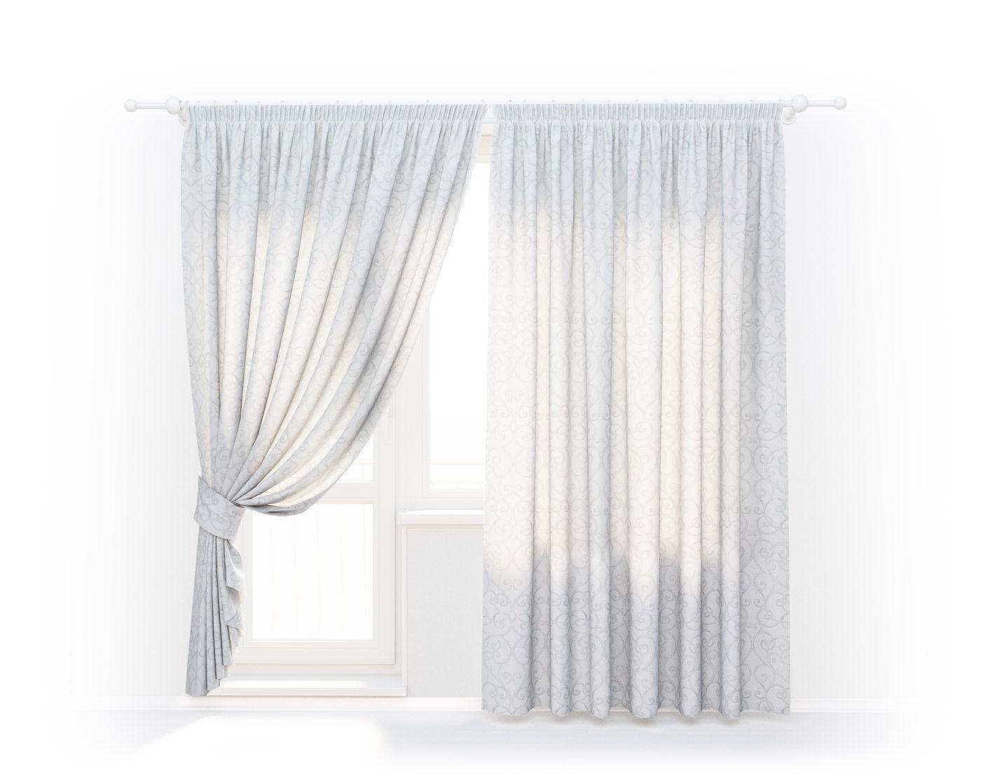 Классические шторы Cameo Oval, Cameo-Oval-06