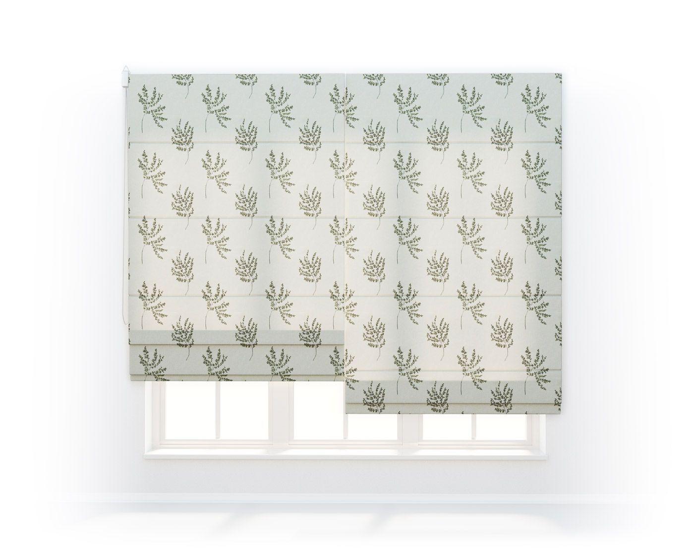 Римские шторы Botanical Gardens, HERBARIUM-04