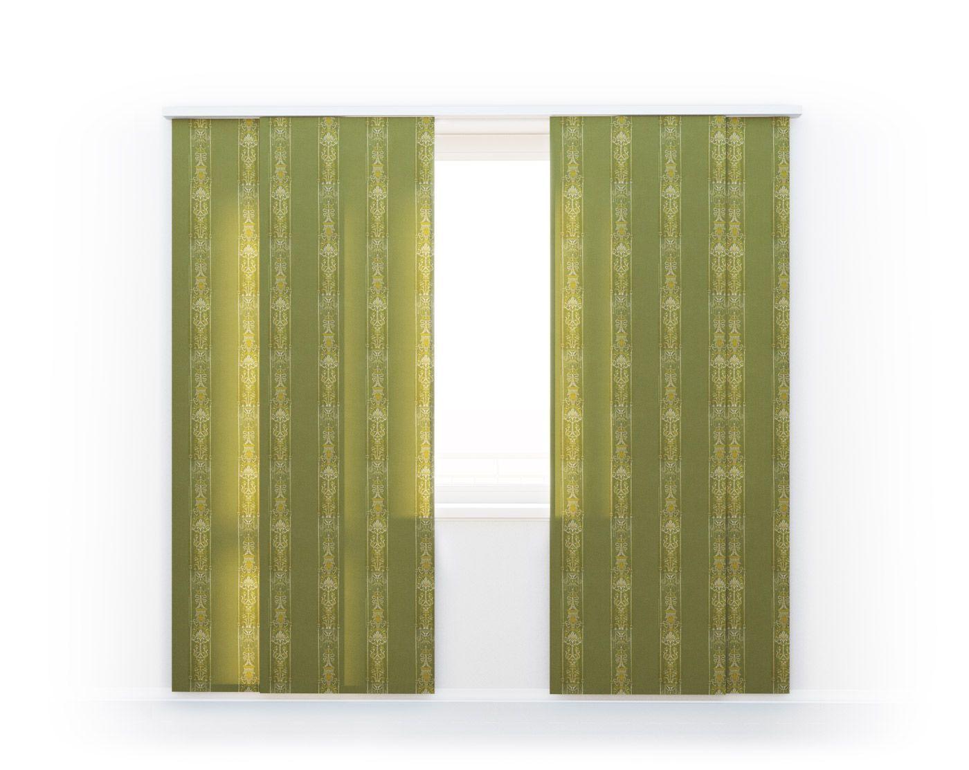 Японские шторы Louis D'or, 2380/50