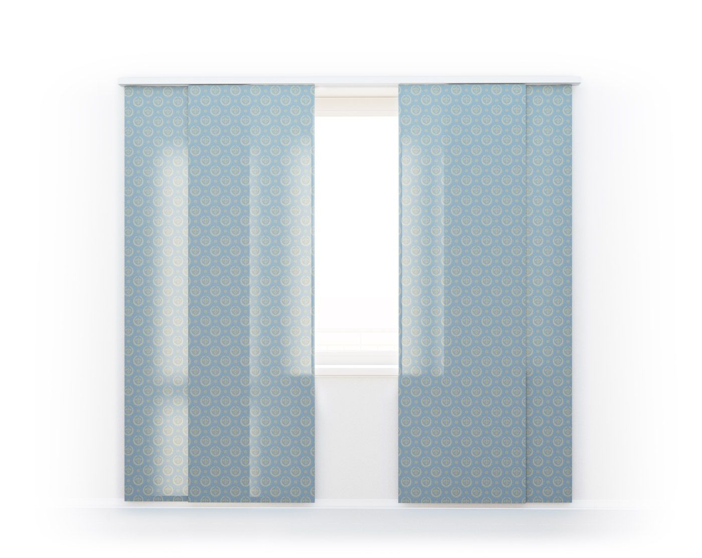 Японские шторы Louis D'or, 2382/45