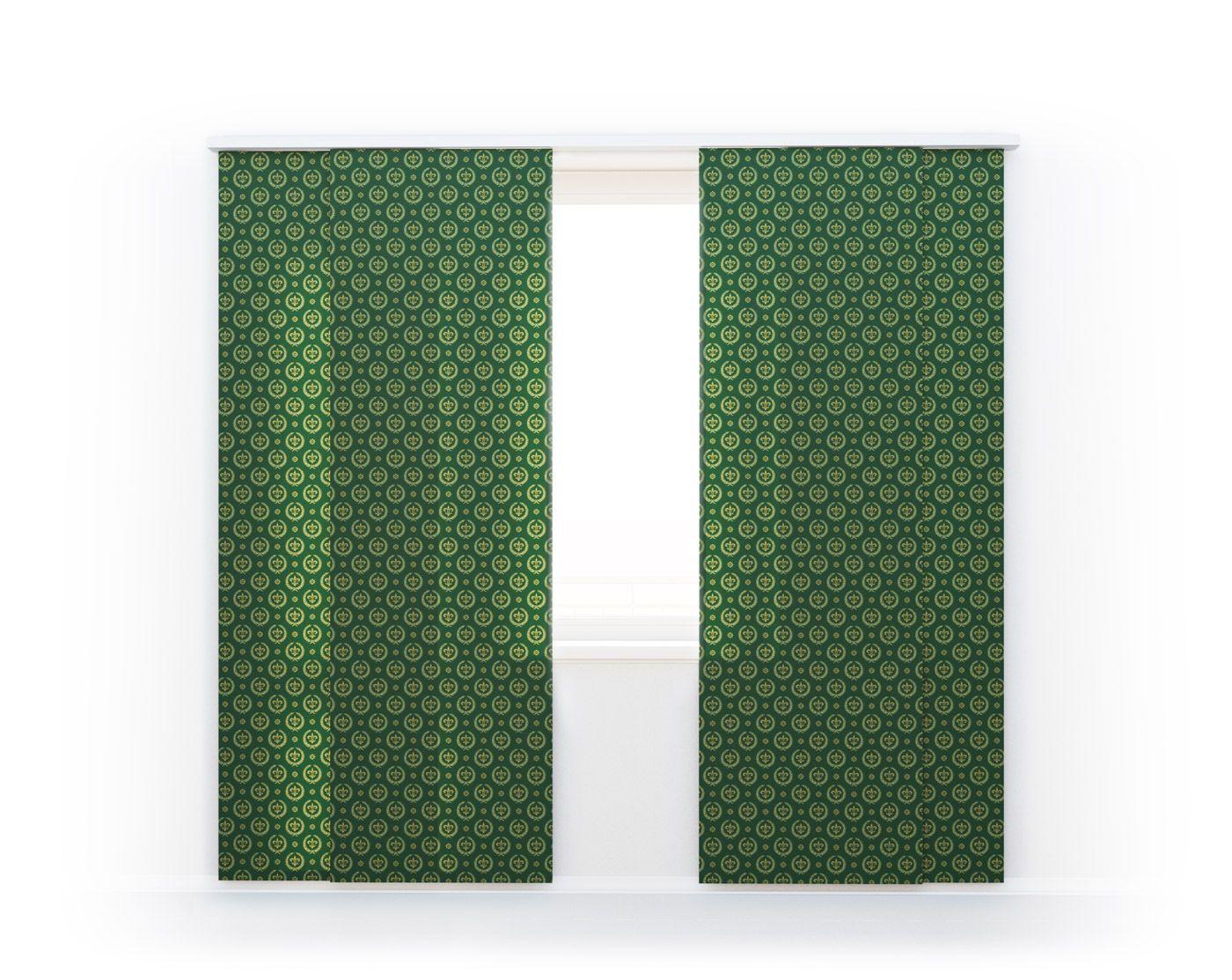 Японские шторы Louis D'or, 2382/55