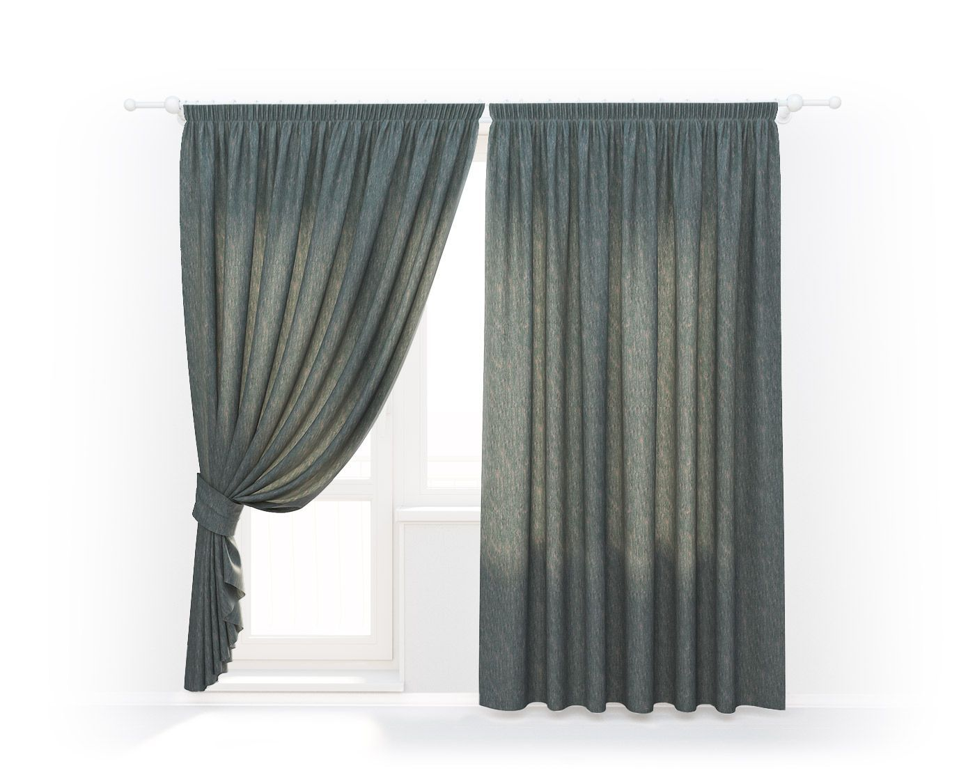 Классические шторы Opera, 2387/45