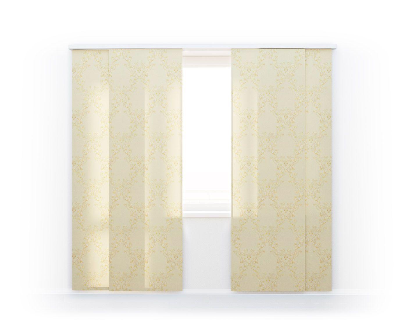 Японские шторы Louis D'or, 2375/24