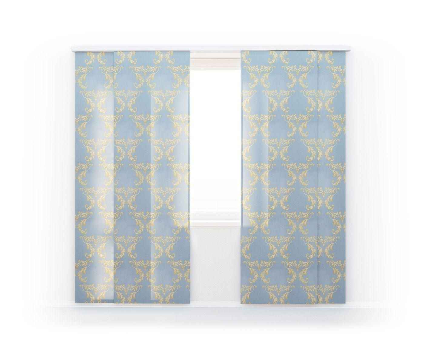 Японские шторы Louis D'or, 2375/45