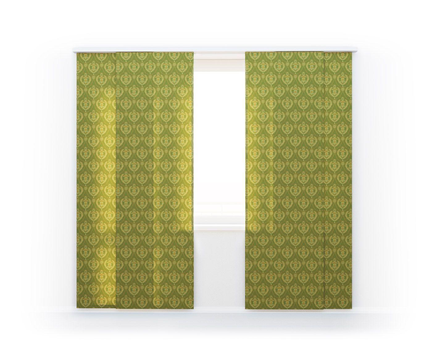 Японские шторы Louis D'or, 2381/50