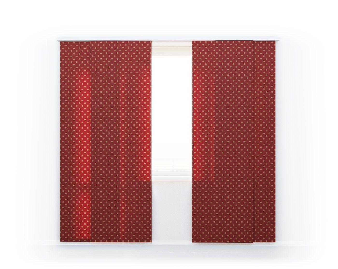 Японские шторы Louis D'or, 2383/30