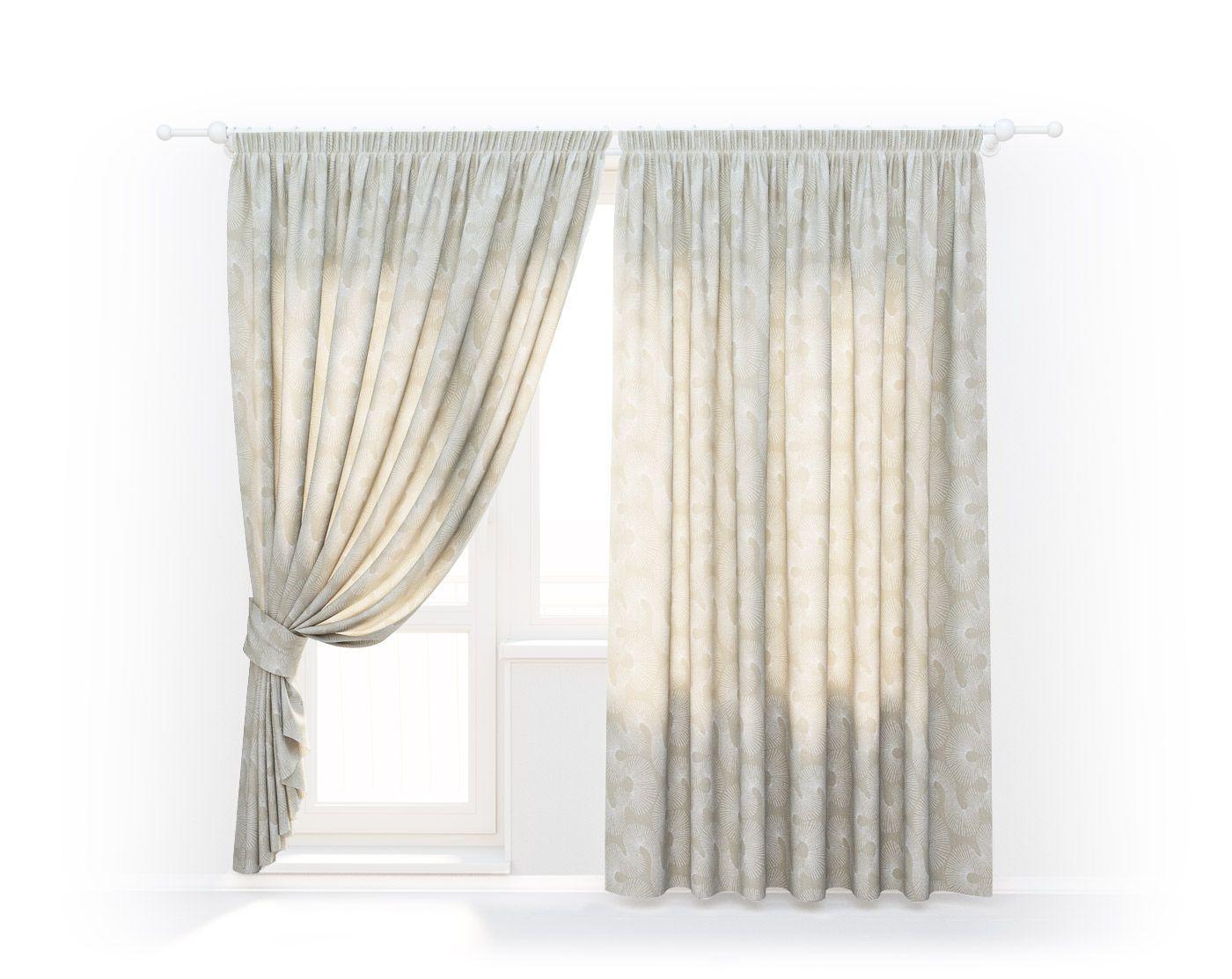 Классические шторы Mamma Mia, CARAMBA-01