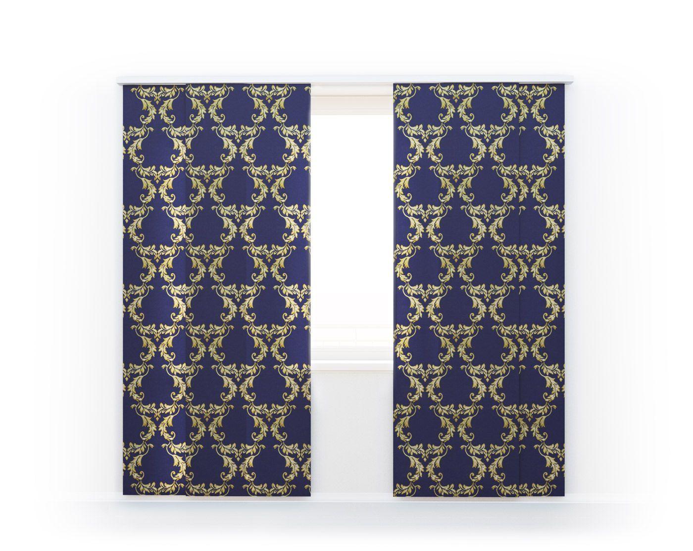 Японские шторы Louis D'or, 2375/40