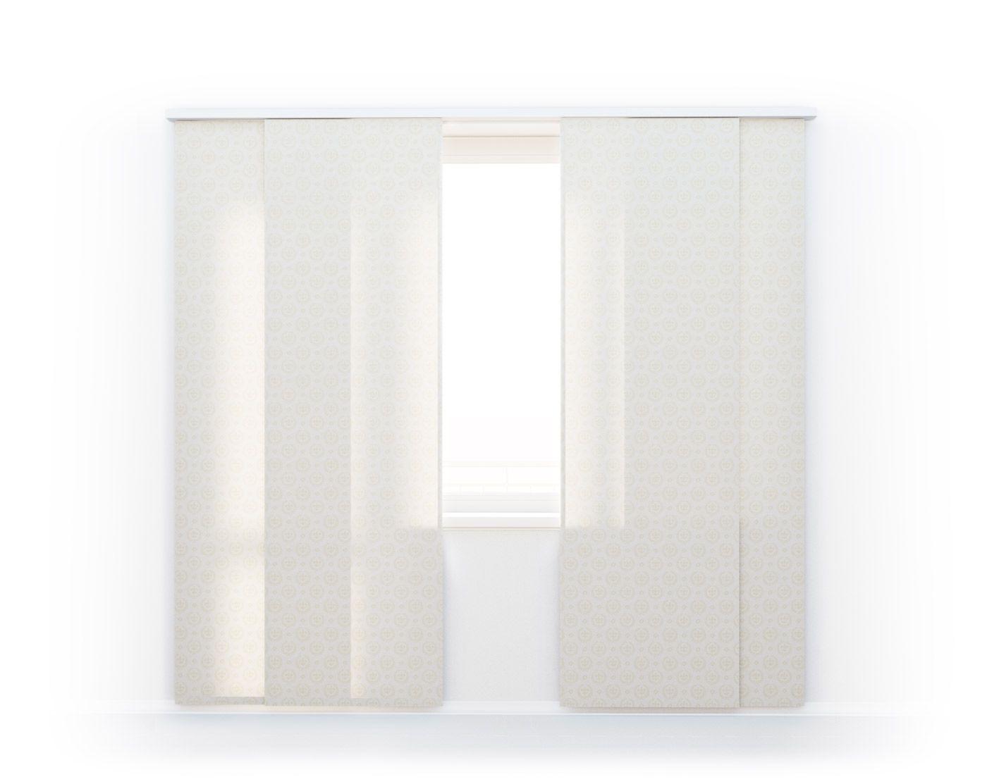 Японские шторы Louis D'or, 2382/12
