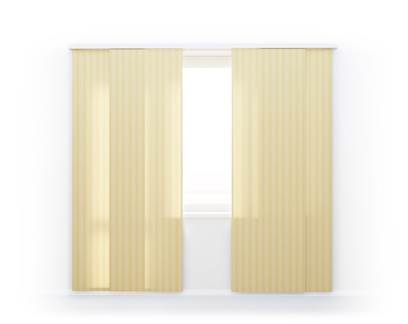 Японские шторы Louis D'or, 2385/24