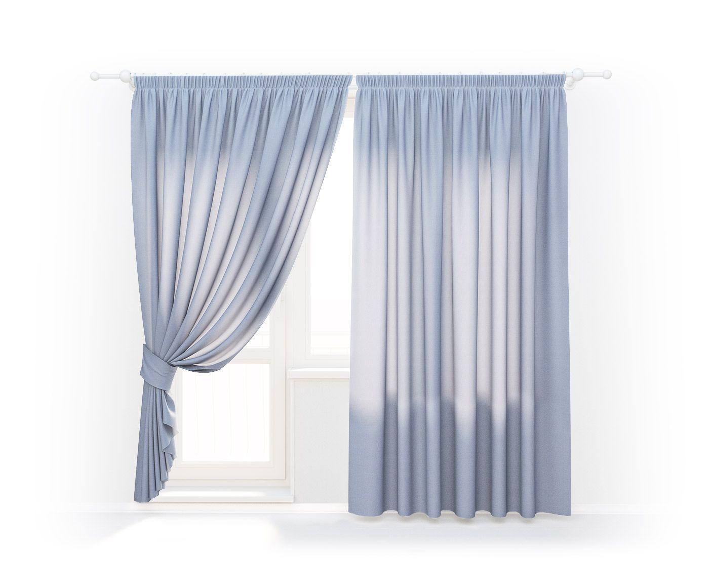 Классические шторы Select, 2429/72