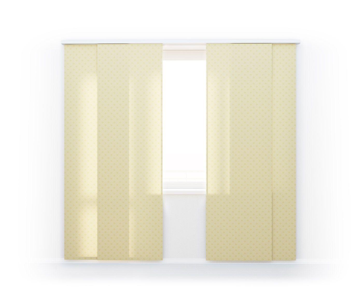 Японские шторы Louis D'or, 2383/24