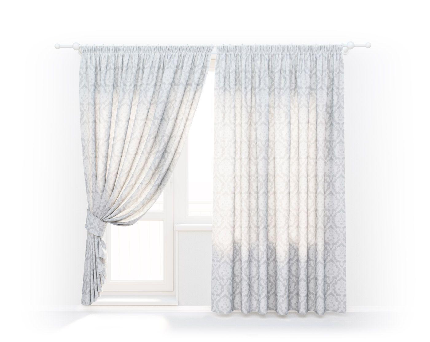 Классические шторы Cameo Brooch, Cameo-Brooch-06