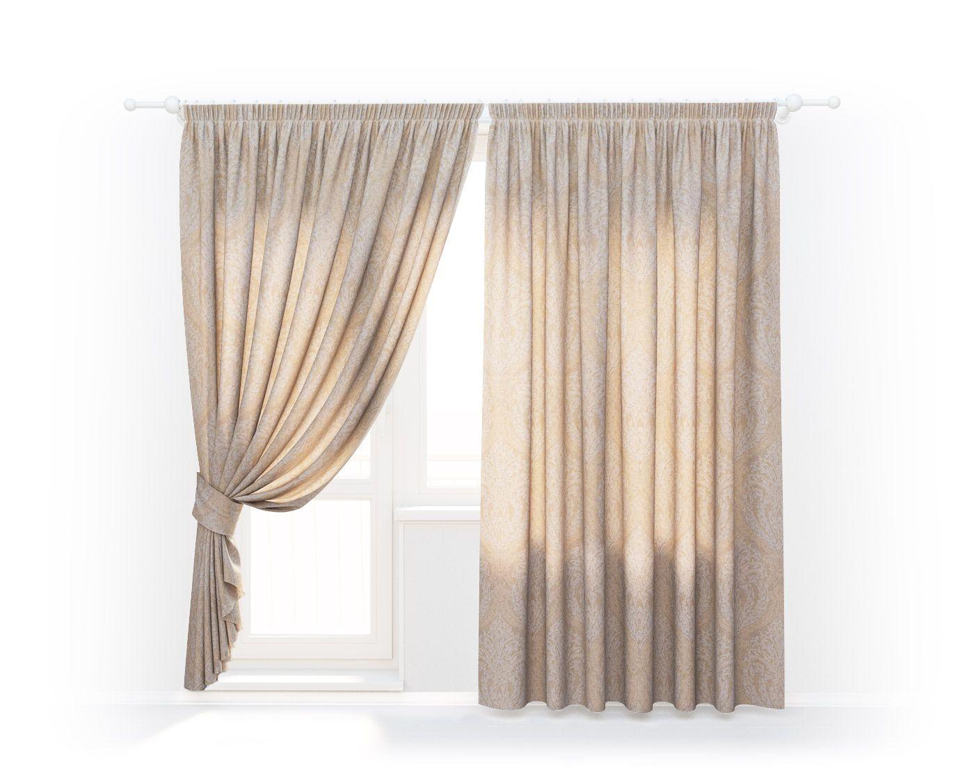 Классические шторы Mamma Mia, MUITO-01