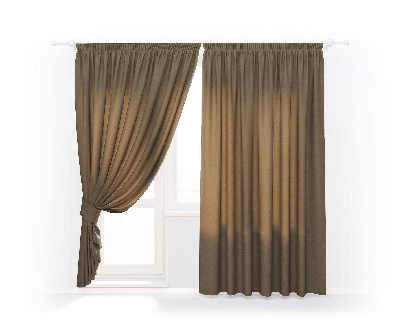 Классические шторы Select, 2429/82