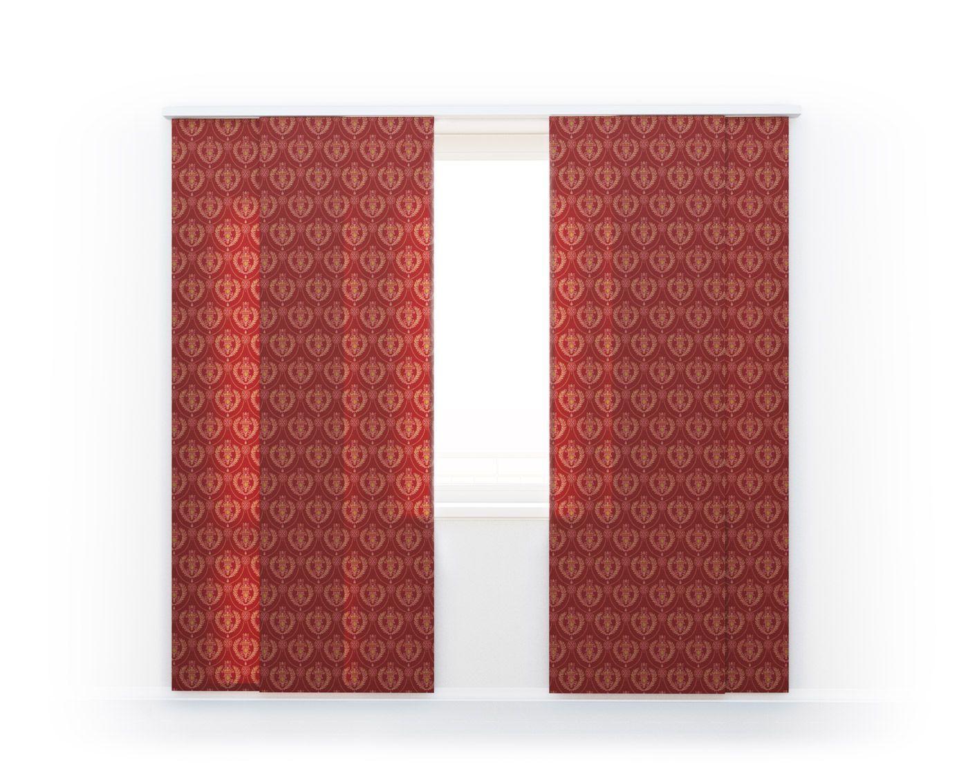 Японские шторы Louis D'or, 2381/30