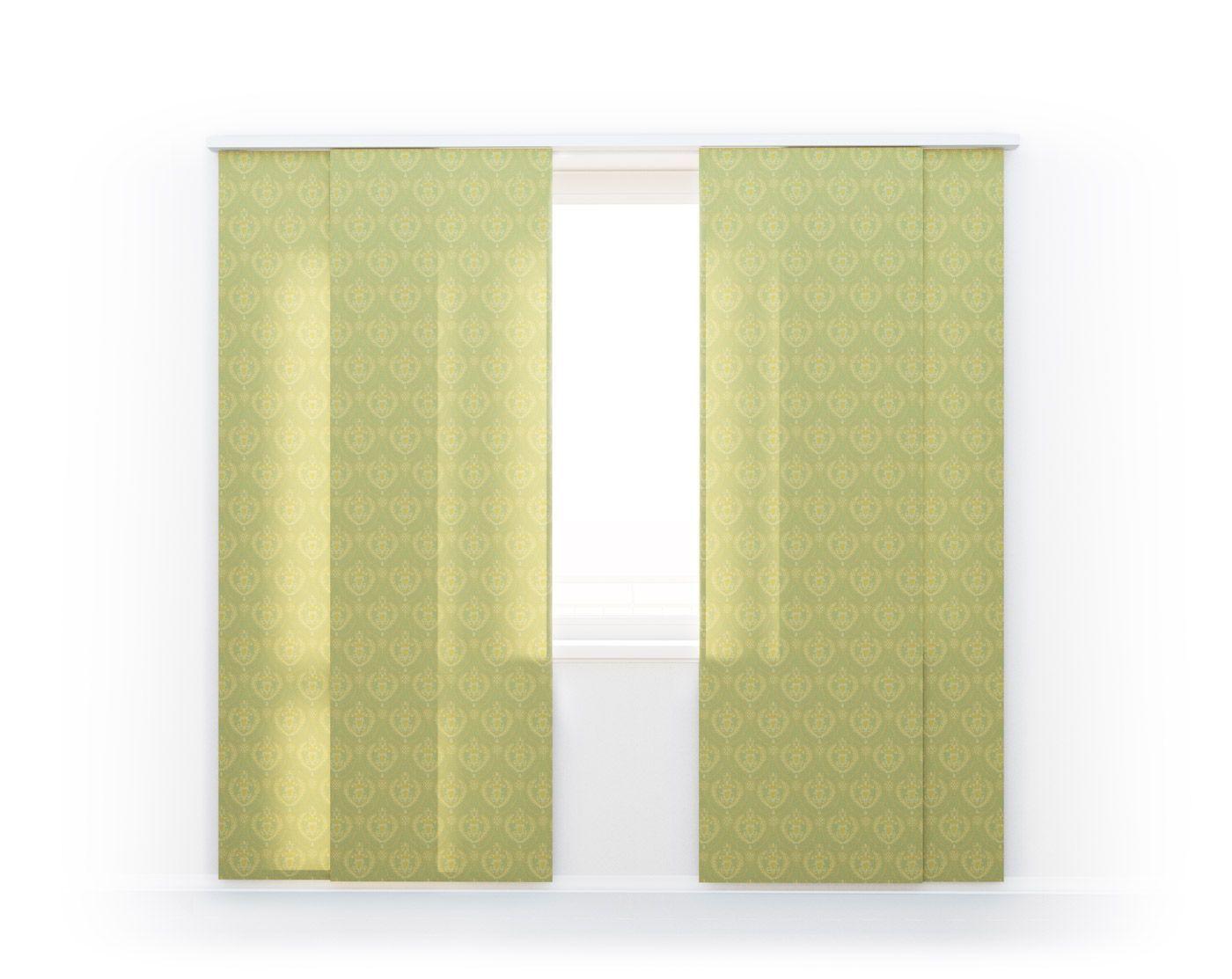 Японские шторы Louis D'or, 2381/51