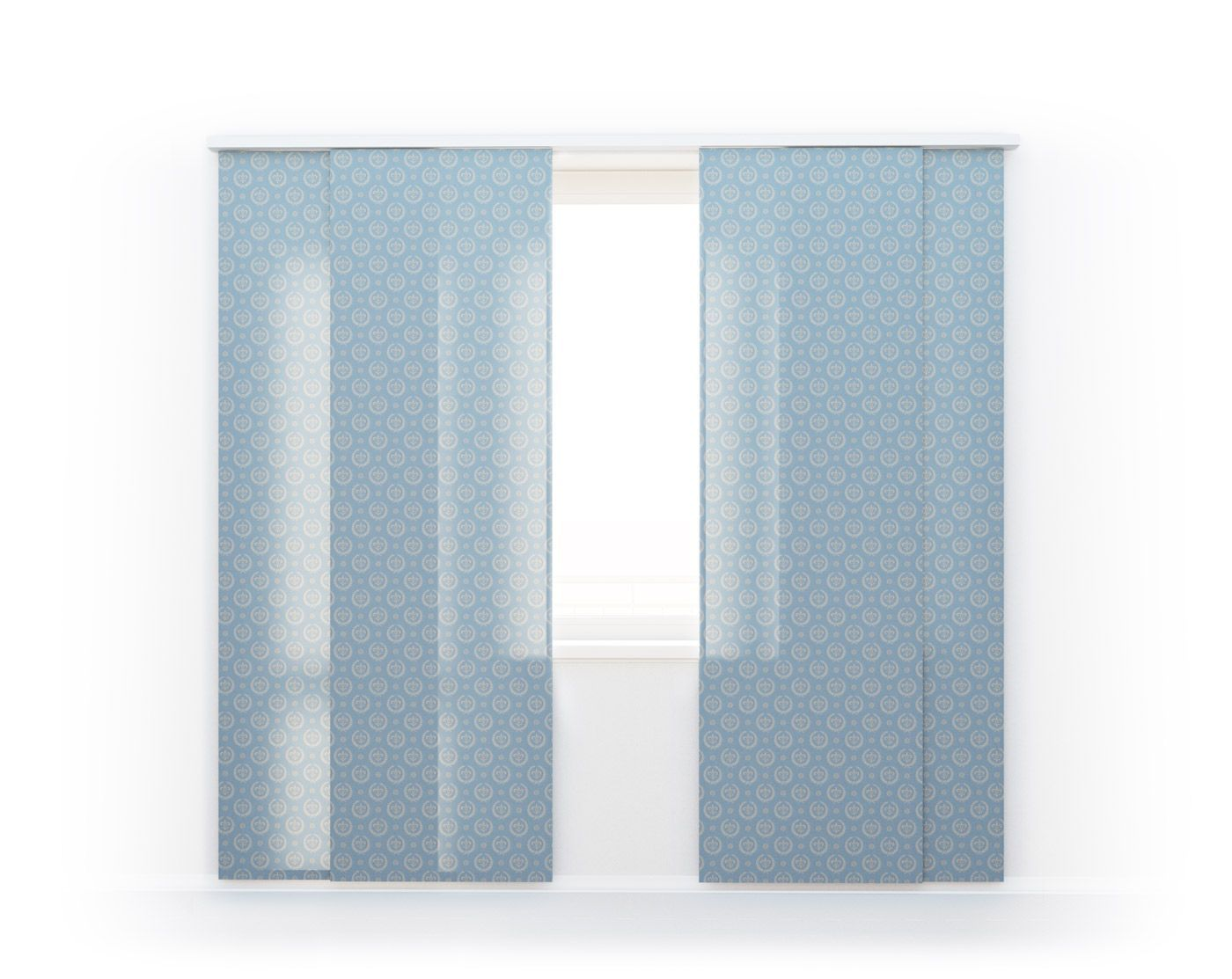 Японские шторы Louis D'or, 2382/41