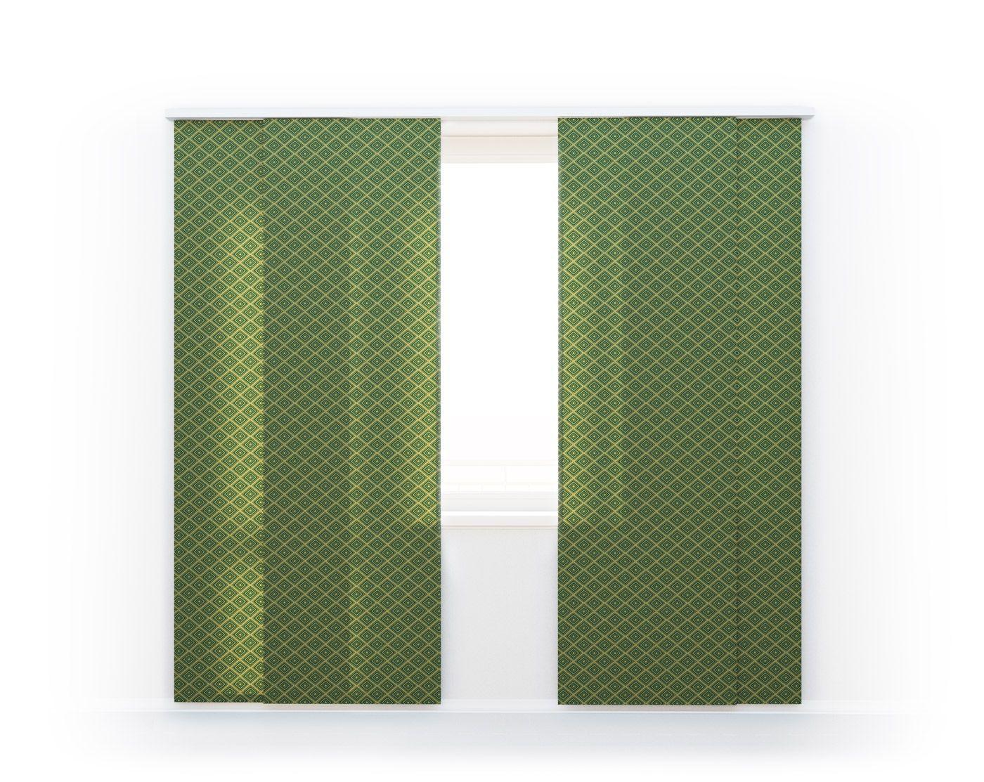 Японские шторы Louis D'or, 2384/55