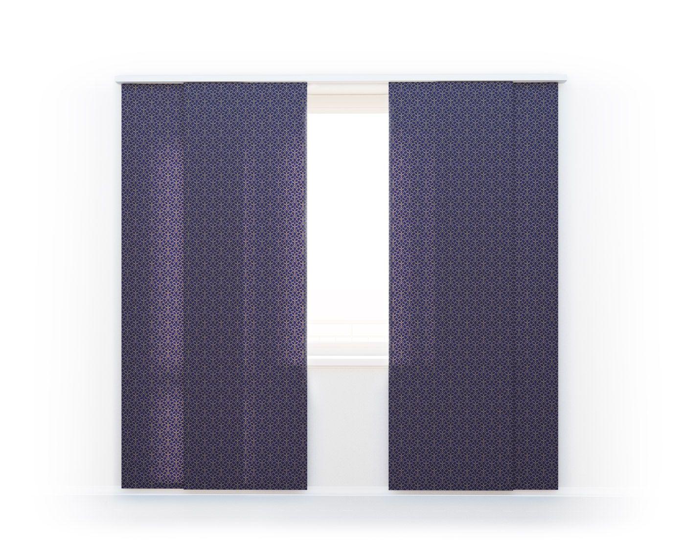 Японские шторы Ar deco part 2, 2365/40