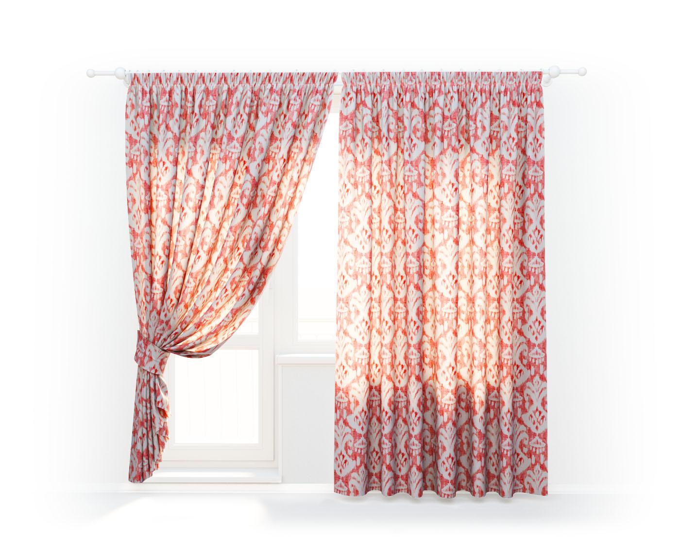 Классические шторы Inspired Living, RUMAKIPAPRIKA
