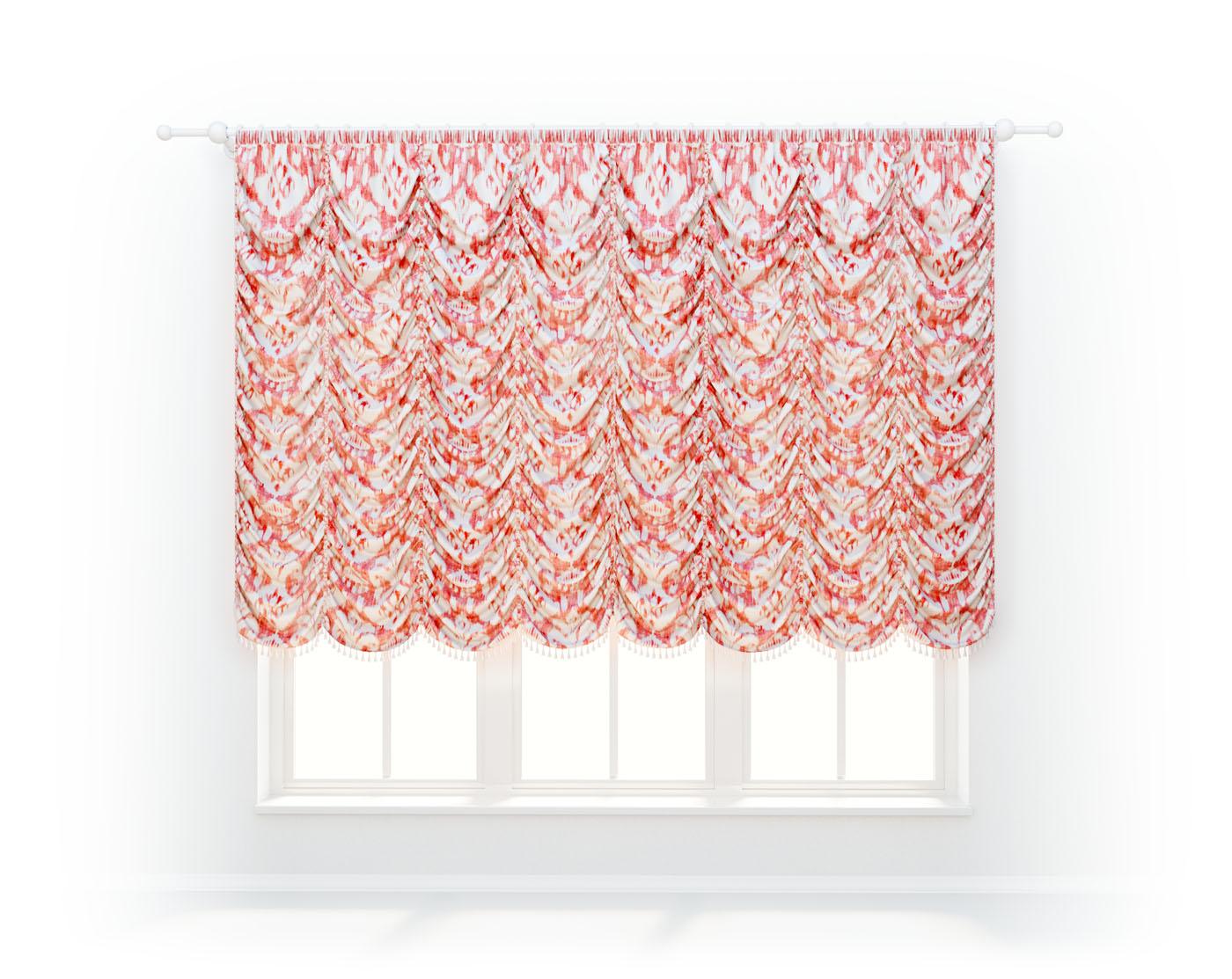 Французские шторы Inspired Living, RUMAKIPAPRIKA