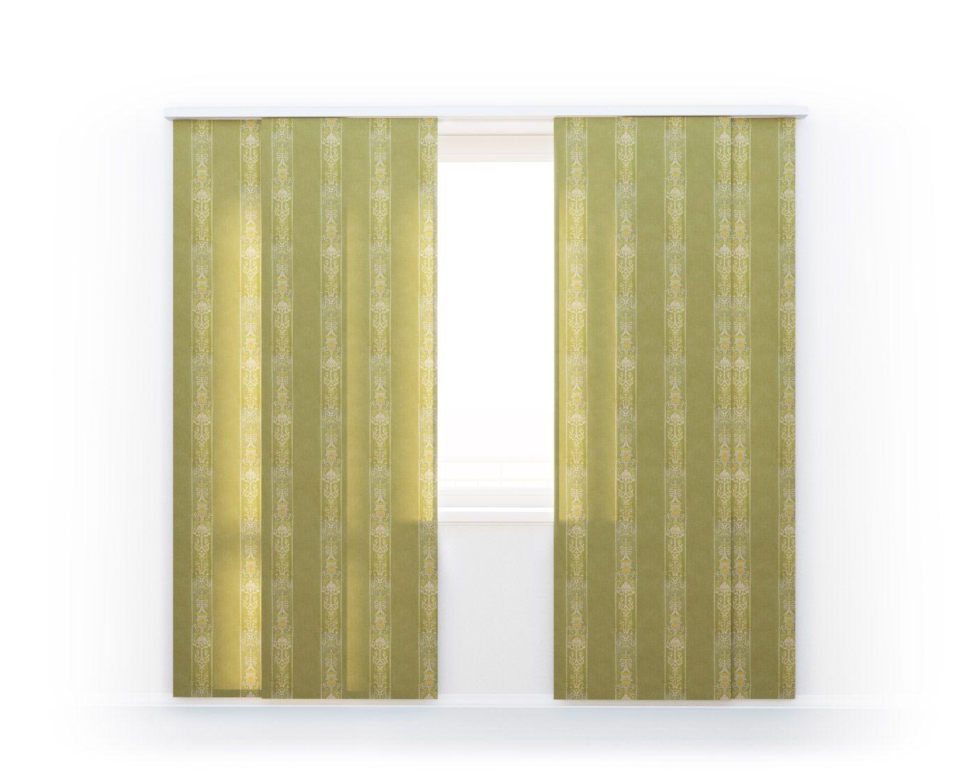 Японские шторы Louis D'or, 2380/51