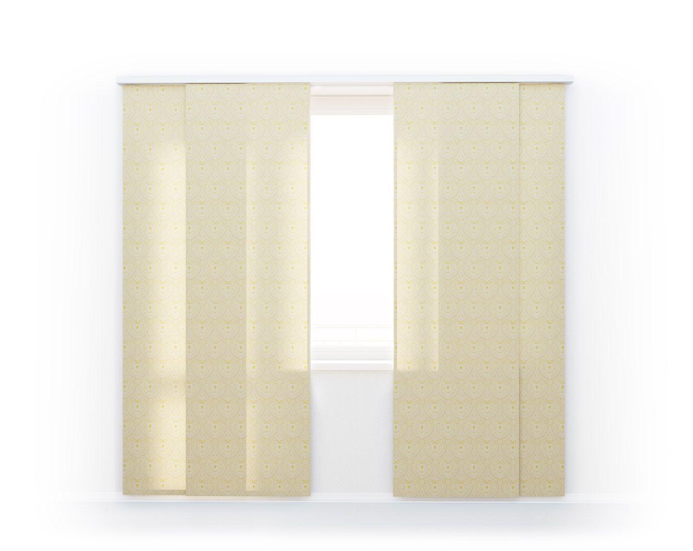 Японские шторы Louis D'or, 2381/24