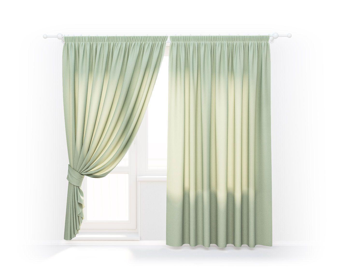 Классические шторы Select, 2429/77