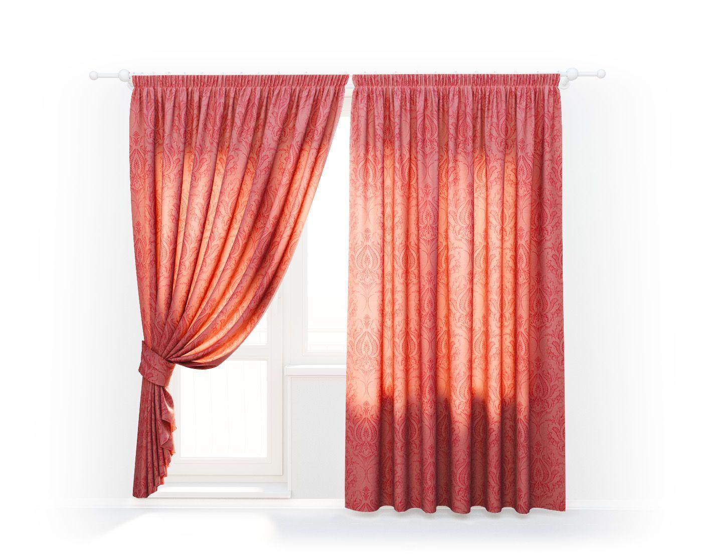 Классические шторы Toledo, Brunete_4