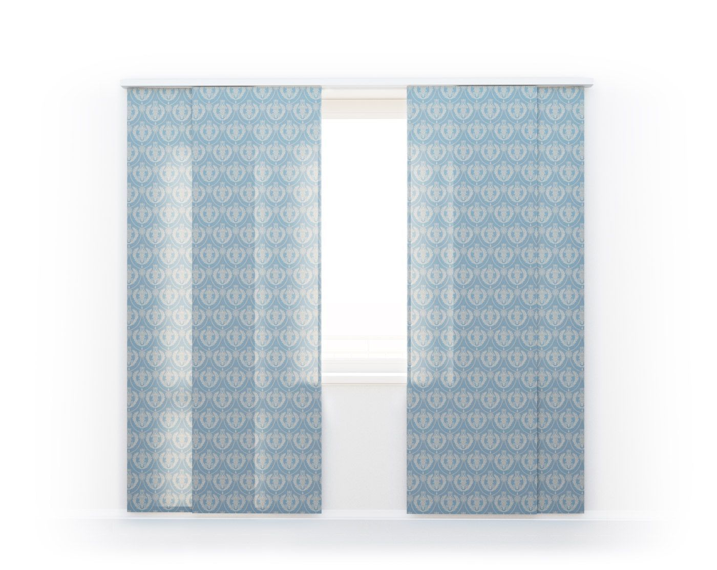 Японские шторы Louis D'or, 2381/41