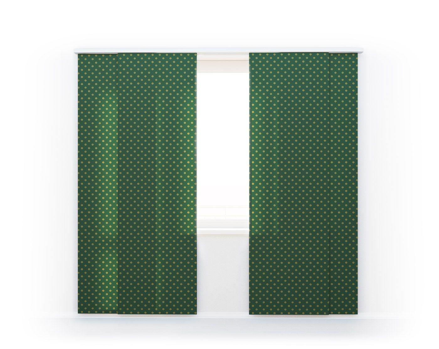 Японские шторы Louis D'or, 2383/55