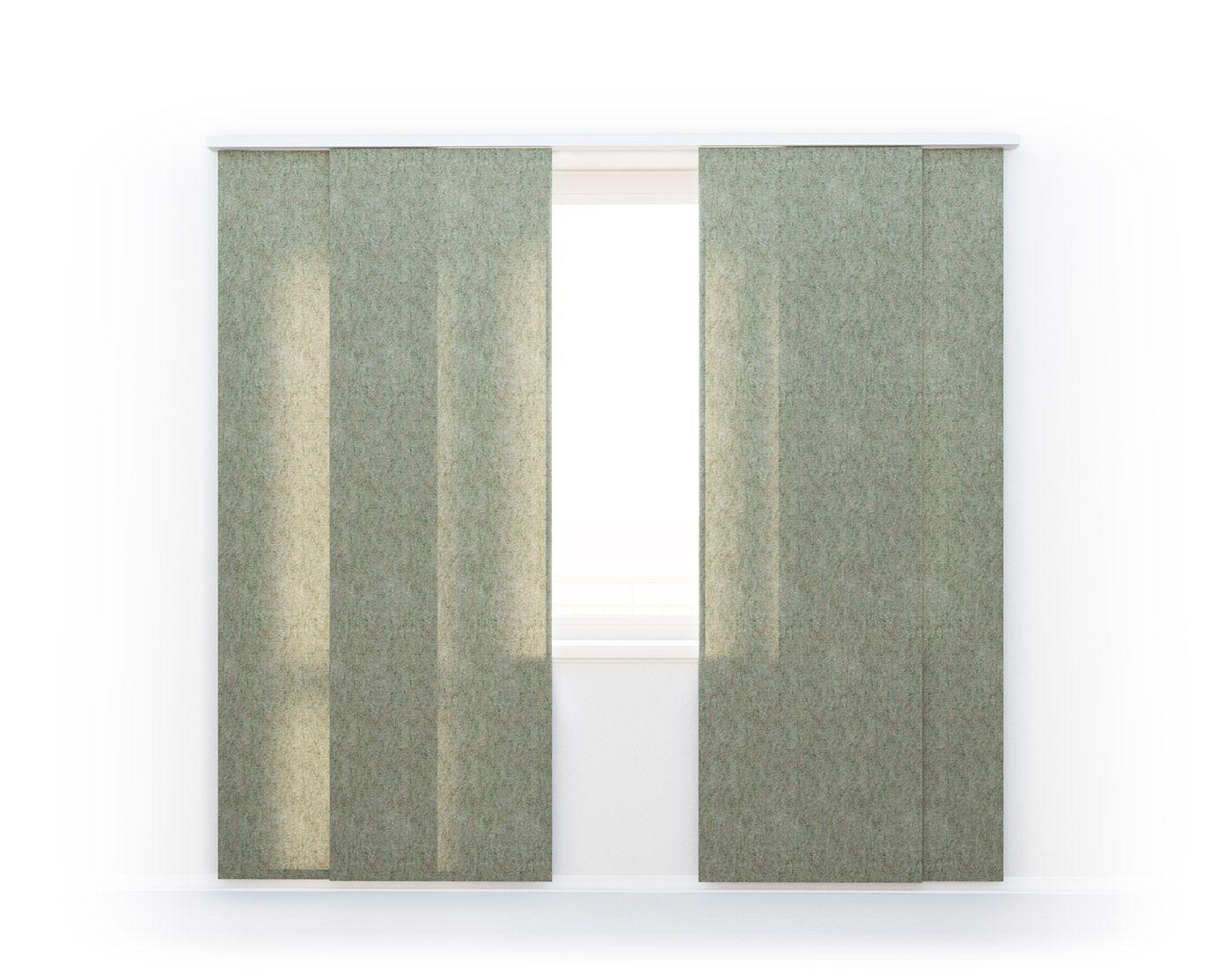 Японские шторы Opera, 2387/41