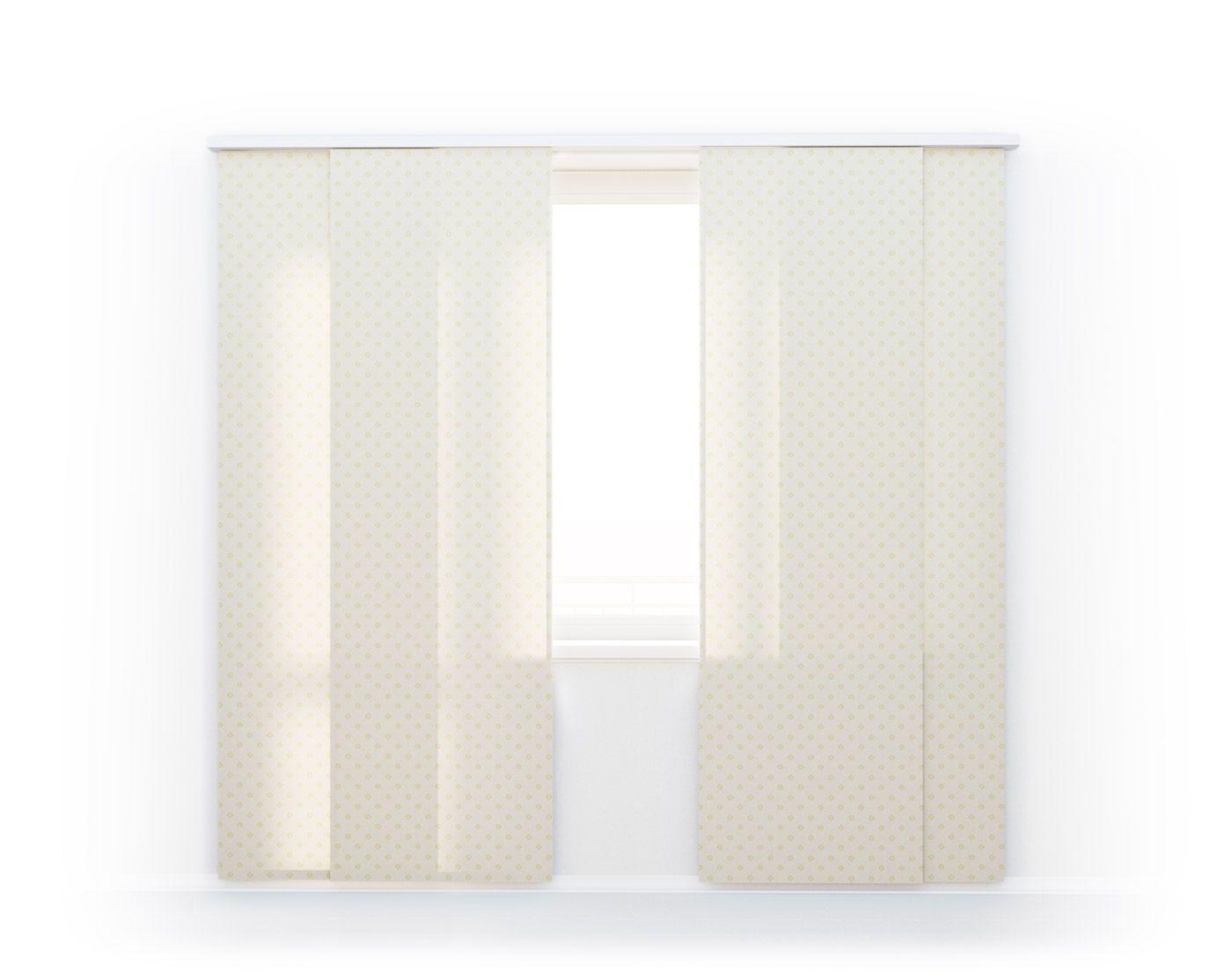 Японские шторы Louis D'or, 2383/15