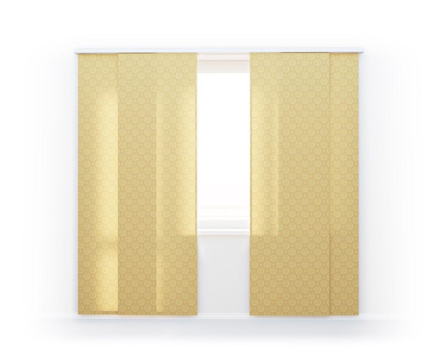 Японские шторы Louis D'or, 2382/28